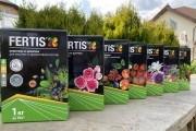 Добрива FERTIS — пожива для рослин, трубота про довкілля
