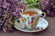 Цілющий чай з садових рослин: готуємо самі