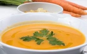 Морквяний суп