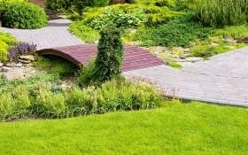 Садовые дорожки из тротуарной плитки своими руками: красиво и практично
