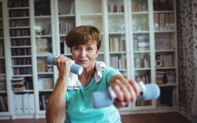 10 упражнений от домашнего фитнес клуба
