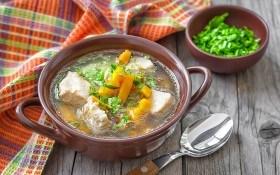 «Суповое» искусство: готовим вкусный и полезный суп