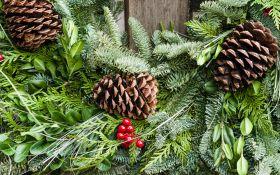 Самые оригинальные идеи для рождественского венка в домашних условиях