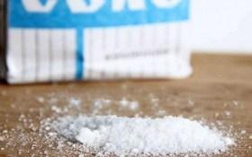 Соль спасет урожай