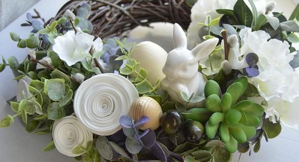 Украшаем дом к Светлому Воскресенью: пасхальные украшения интерьера
