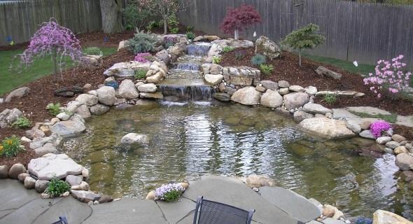 Водоем своими руками — как сделать искусственное озеро