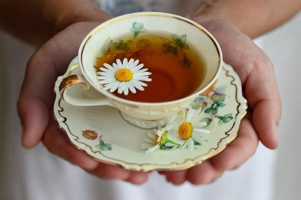 Цілюще чаювання: трави для щастя та здоров'я