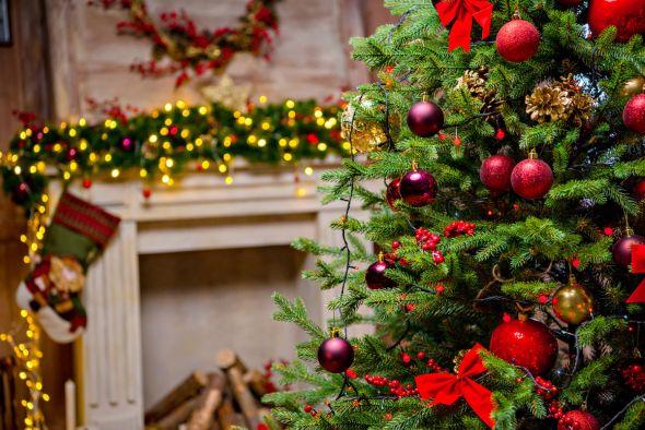 новогодняя елка