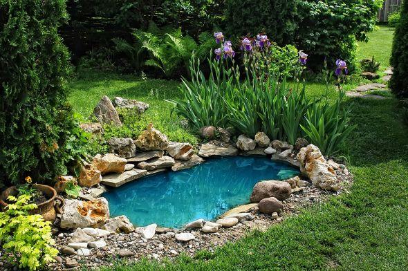 Качественный электронасос — основа садовой аквасистемы