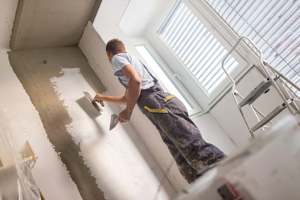 От качества отделки стен зависит общее впечатление об интерьере