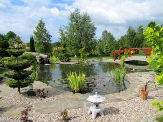 Стилистика цветников: как создать сад в японском стиле?