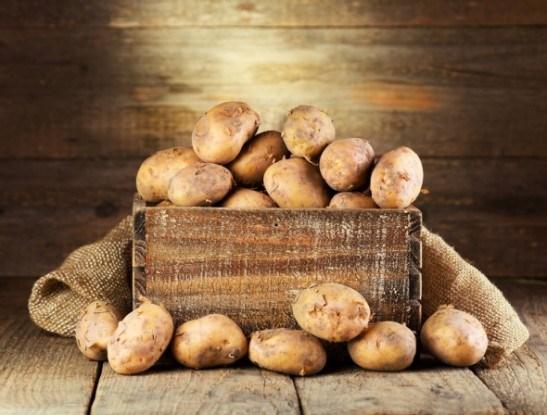 Сохраним картошку до весны