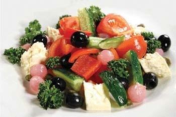 Кулинарное путешествие Греческая кухня