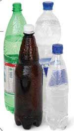 Вторая жизнь полиэтиленовой бутылки
