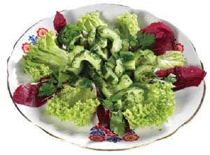 Первые витамины на вашем столе