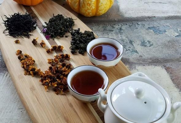 Чай разные сорта