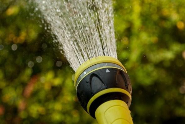 Водні процедури: як поливати город у спеку