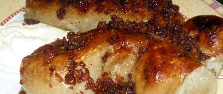 Картофельные колбаски «Ведерай»