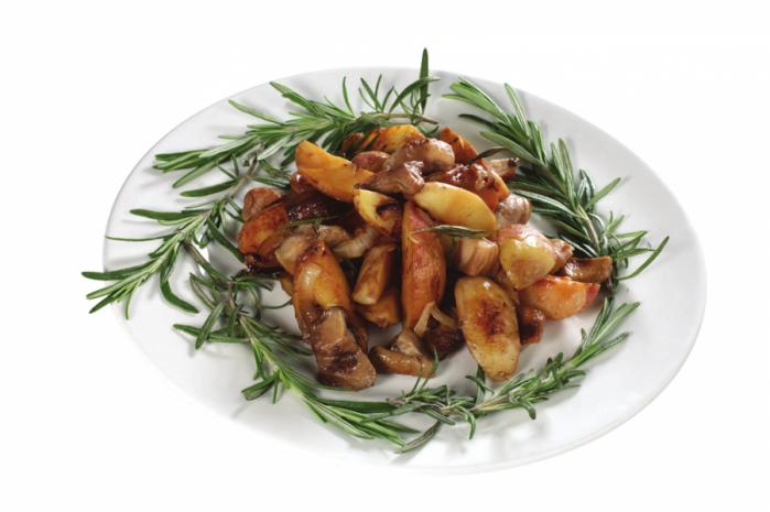 Бл гриби з картоплею