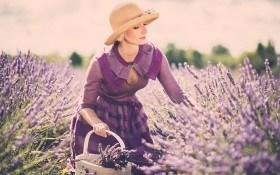 Фиолетовый цвет: глубина и элегантность